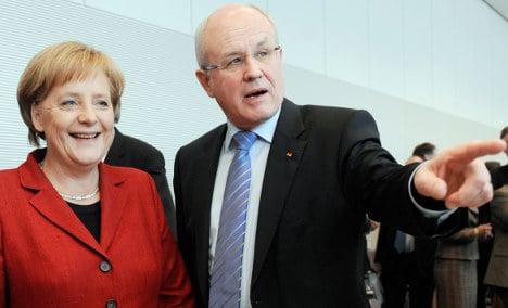 Merkel prepared to run for third term