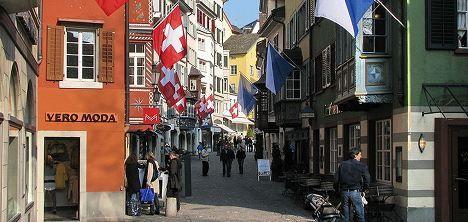 Police: Zurich is getting even safer