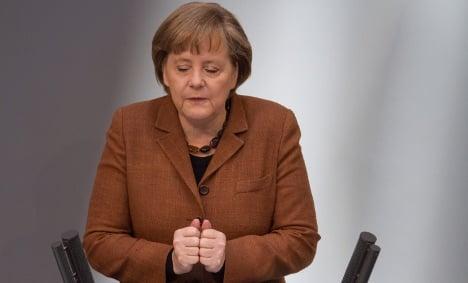 Merkel 'regrets' rejection of Portugal austerity plan