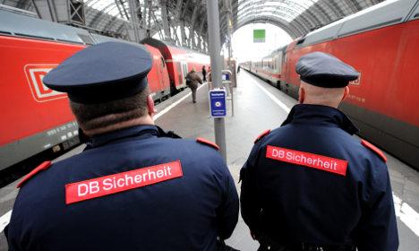Deutsche Bahn beefs up security
