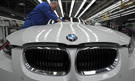 BMW profits race ahead