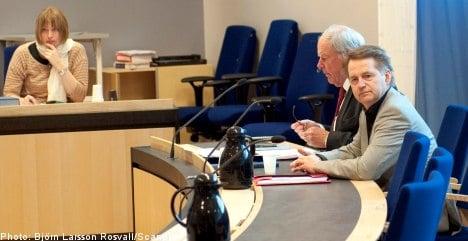 Gothenburg bribery trial gets under way