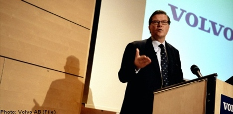 Ericsson tips Volvo head as new board chair