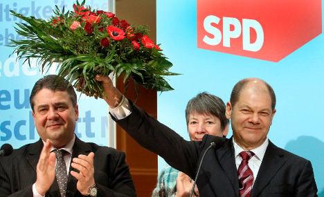 SPD flying high after Guttenberg scandal and Hamburg victory