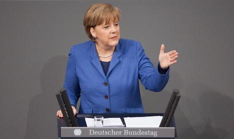 Merkel defends nuclear power reversal