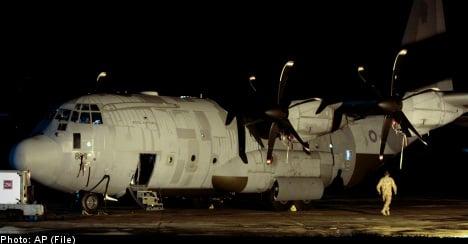 Sweden moves ahead with Libya evacuation