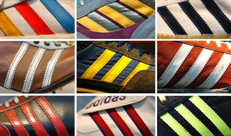 Adidas doubles earnings