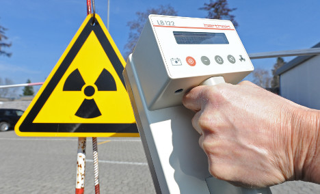 Geiger counters sell out amid atomic angst