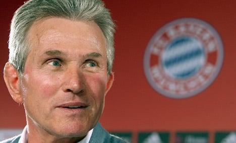 Former coach Heynckes set for Bayern Munich comeback