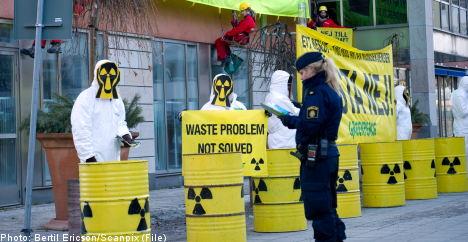 Japan crisis complicates Sweden's nuclear waste storage plans