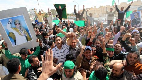 Westerwelle mulled 'No' to Libya UN resolution