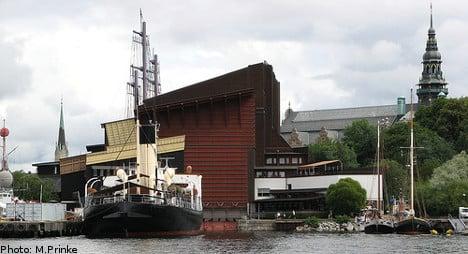 Sweden's Vasa warship set for make over