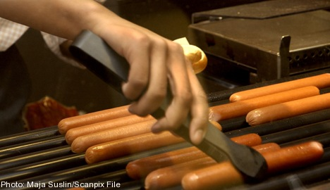 Sausage contained 104 percent meat