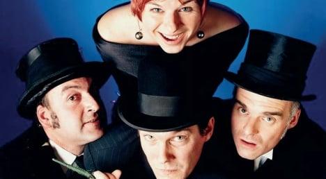 UK-based comedy troupe set to make its Swedish debut