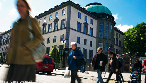 Top marks for Stockholm School of Economics