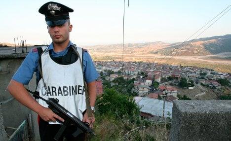 Police swoop on 'Ndrangheta mafia