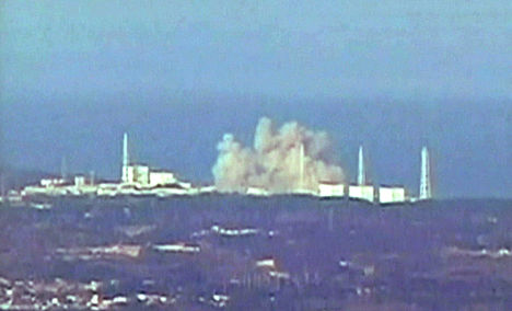 Japan quake fuels German nuclear debate