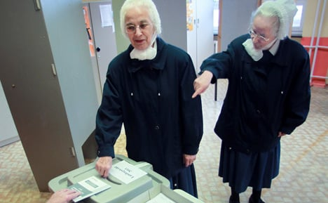 Saxony-Anhalt goes to the polls