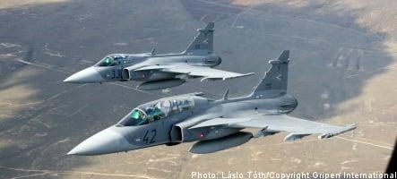 Swedes back Libya deployment: poll