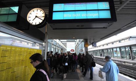 Strike cripples rail traffic nationwide