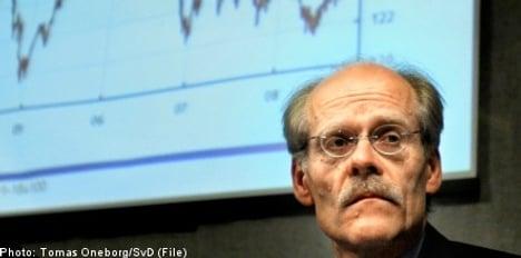 Sweden's Riksbank raises interest rates