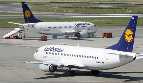 Competition authority probes Lufthansa