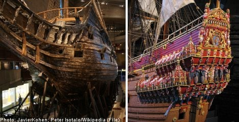 Sweden's Vasa: 50 years above the waves
