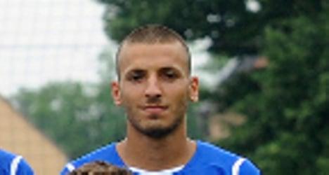 Pro-footballer arrested over casino robberies