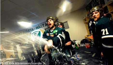 Färjestad reclaim Swedish ice hockey gold