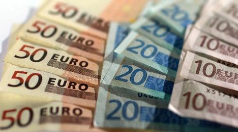 Boom pours tax money into treasuries