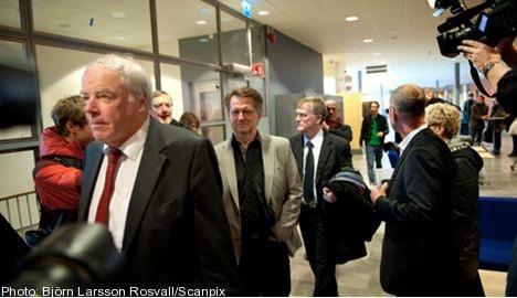 Housing boss guilty in Gothenburg bribe trial