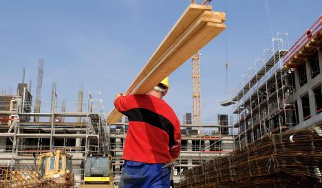 Job market finally opens to eastern Europeans