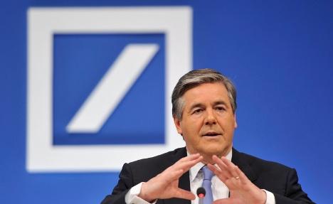 Deutsche Bank quarterly profit surges