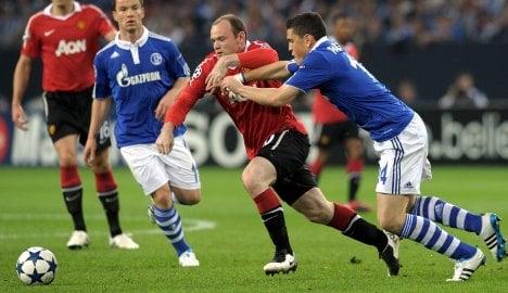 Schalke's prospects of Champs final dim