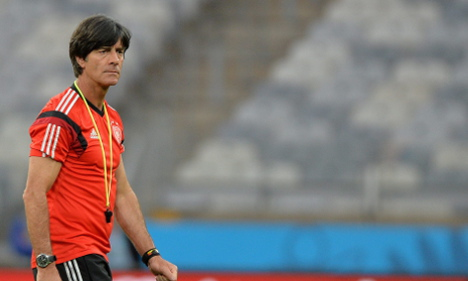 Löw dismisses gay and toupee rumours
