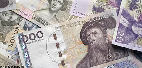 Money laundering on the rise in Sweden