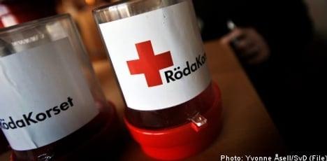 Swedish Red Cross suffers member exodus