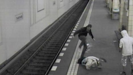 Tougher crime laws to follow U-Bahn bashing