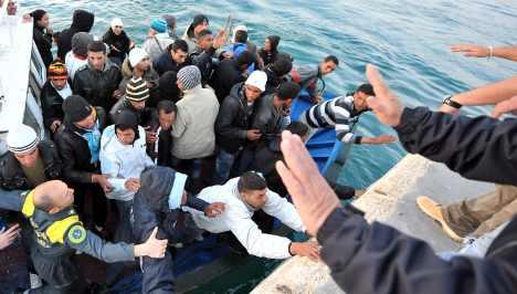Bishop says Europe must take refugees