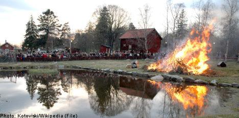 Valborg – Sweden blazes into springtime