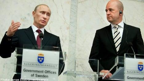 Putin slams 'double standards' over Libya