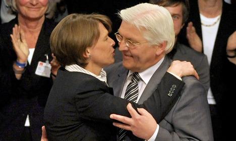 Steinmeier wants everyone asked organ donation question