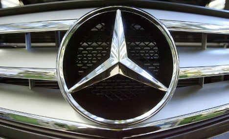 Daimler nearly doubles first-quarter profit