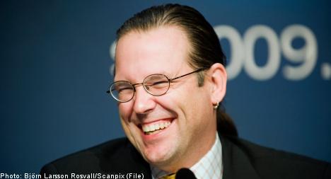 Sweden set to enter the euro pact: Borg