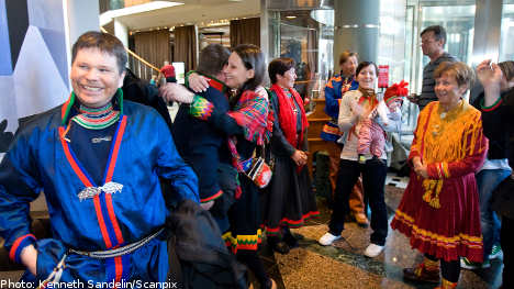 Sami win long fight for reindeer grazing rights
