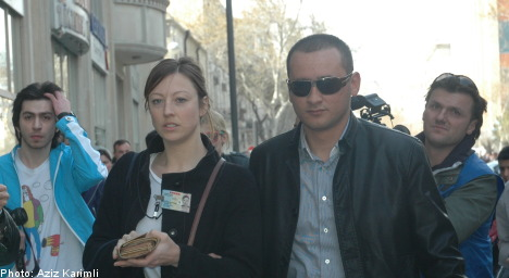 Swedish film crew to return from Azerbaijan