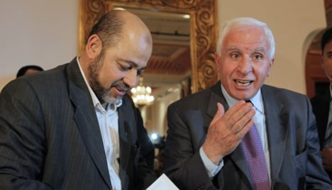 Germany dubious on Palestinian unity deal