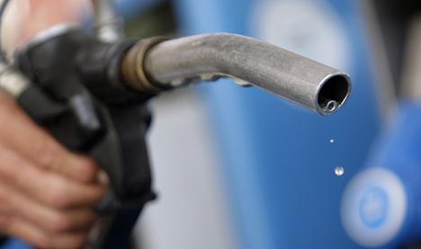 Petrol price hits new high