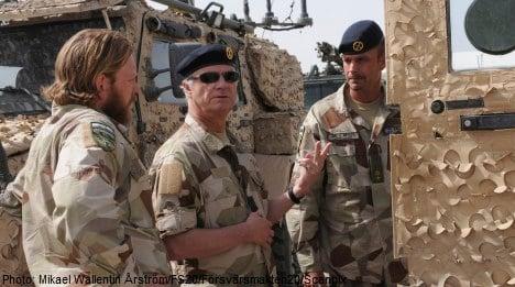 Swedish king makes secret Afghanistan visit