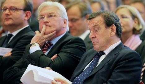 Parliament to investigate Steinmeier claims